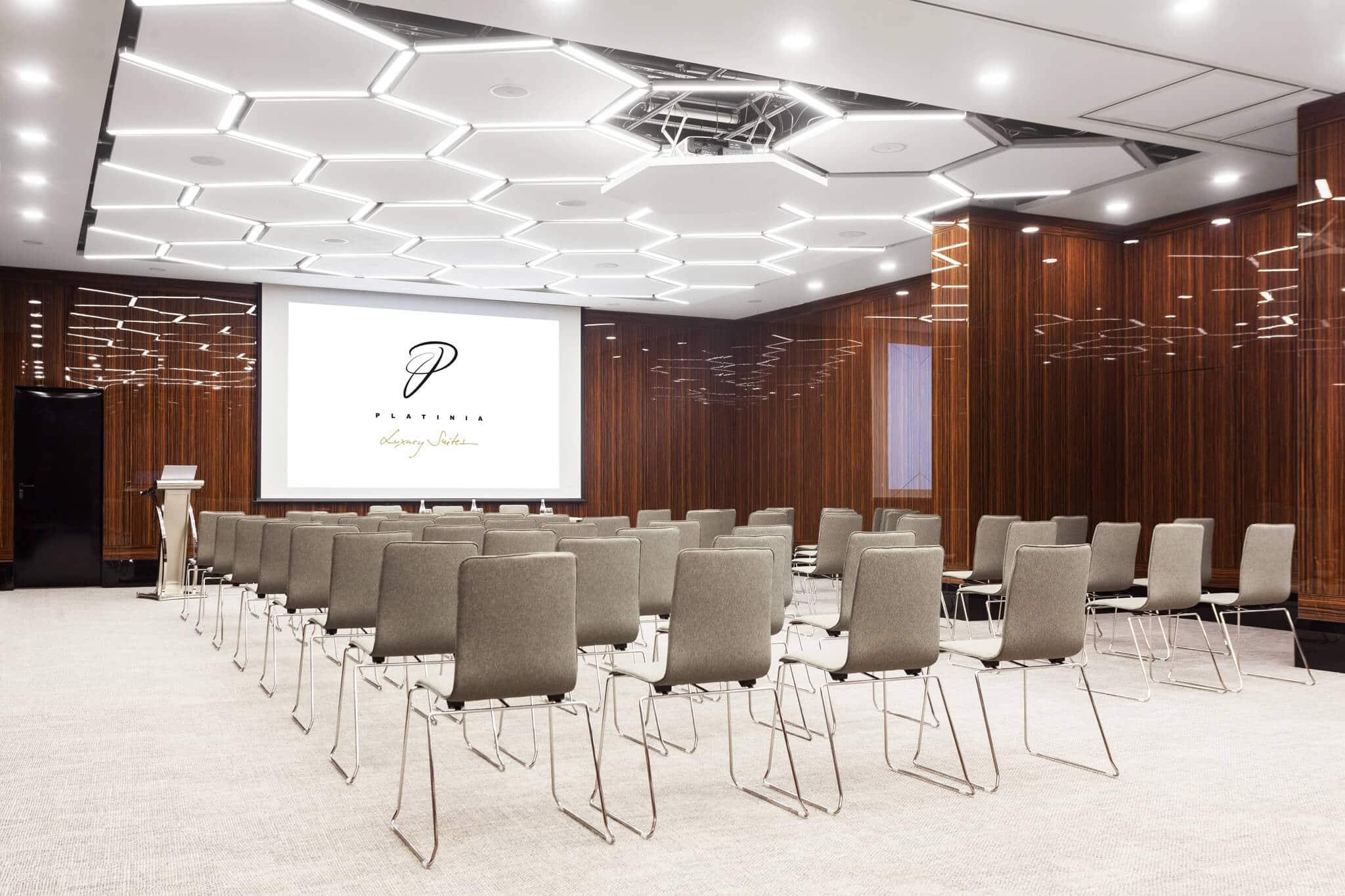 The Da Vinci Conference Room